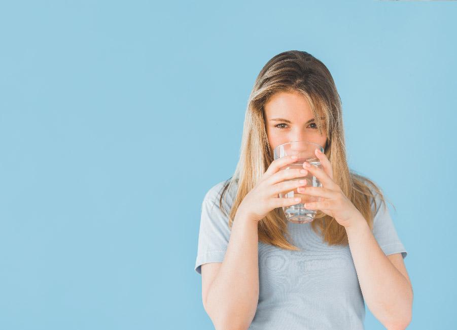 Agua de mineralización débil