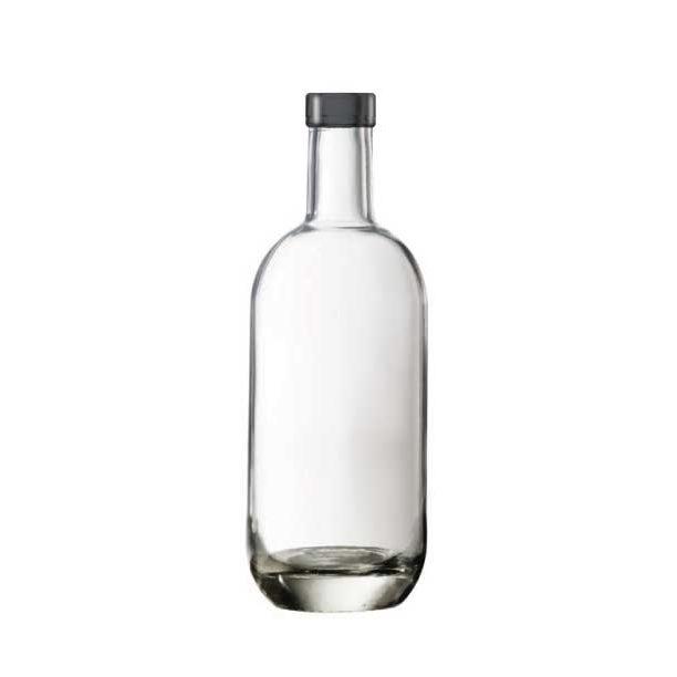 botella de cristal personalizada María
